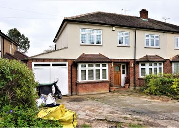 Thumbnail 4 bed semi-detached house for sale in Forest Edge, Buckhurst Hill