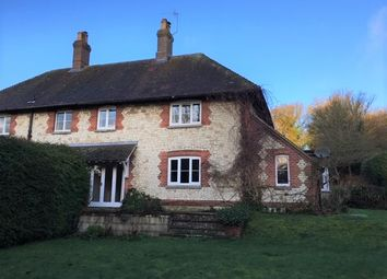 Thumbnail 3 bed semi-detached house to rent in Froxfield, Petersfield
