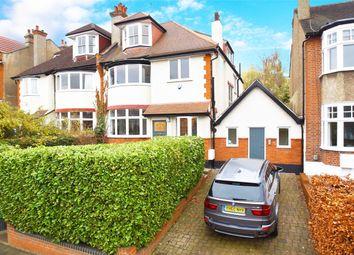 Thumbnail 5 bed semi-detached house for sale in Alexandra Park Road, Alexandra Park, London