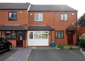 Thumbnail 2 bedroom terraced house for sale in Brookland Mews, George Street, Wordsley