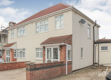 Thumbnail 4 bed semi-detached house for sale in Craven Close, Hayes