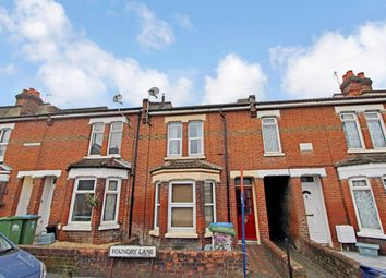 Thumbnail 2 bed terraced house for sale in Foundry Lane, Shirley, Southampton