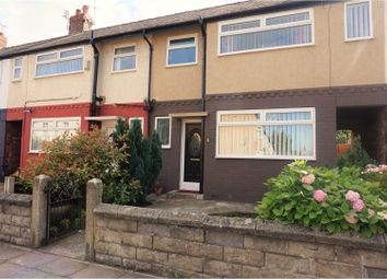 Thumbnail 3 bed terraced house for sale in Crosby Green, Liverpool