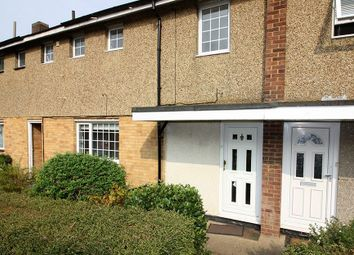 Thumbnail 4 bed terraced house to rent in Cheviots, Hatfield, Herts