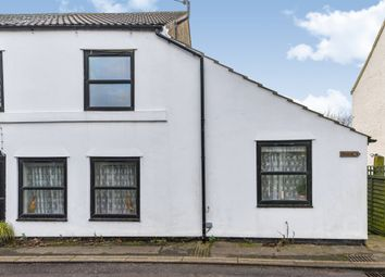 Thumbnail 2 bed end terrace house for sale in High Street, Nordelph, Downham Market