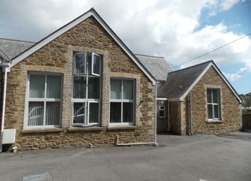 Thumbnail 2 bed end terrace house to rent in Finlay Court, Church Street, St Blazey, Cornwall