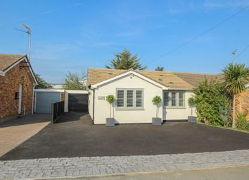 Thumbnail 3 bed semi-detached bungalow for sale in Beauchamps Drive, Wickford