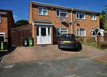 Thumbnail 3 bed semi-detached house to rent in Avon Close, Worcester