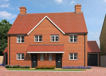 "Thumbnail 3 bedroom property for sale in ""The Bloxham"" at Oxford Road, Bodicote, Banbury"