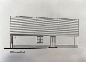 Thumbnail 3 bed detached bungalow for sale in Plot 4 The Dale, Land South Of Kilvelgy Park, Kilgetty, Pembrokeshire