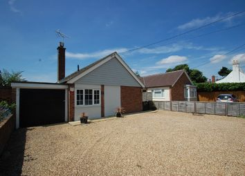 Thumbnail 4 bed detached bungalow for sale in Warren Lane, Stanway, Colchester