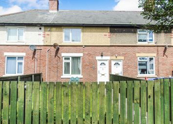 Thumbnail 2 bedroom terraced house for sale in Palmersville, Forest Hall, Newcastle Upon Tyne