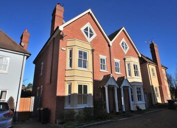 Thumbnail 4 bedroom semi-detached house to rent in Sanders Close, Stansted, Essex