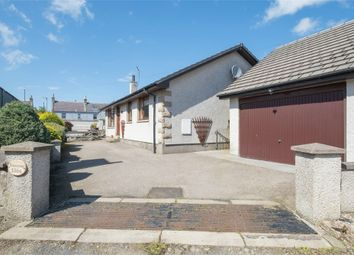 Thumbnail 3 bedroom detached bungalow for sale in Main Street, Aberchirder, Huntly, Aberdeenshire