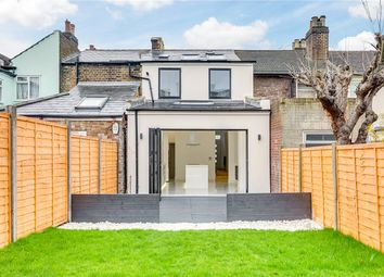 Thumbnail 4 bedroom terraced house for sale in Orchard Road, Brentford