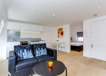Thumbnail 1 bed flat to rent in Birkenhead Street, London