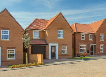 "Thumbnail 3 bed detached house for sale in ""Abbeydale"" at Tranby Park, Jenny Brough Lane, Hessle"