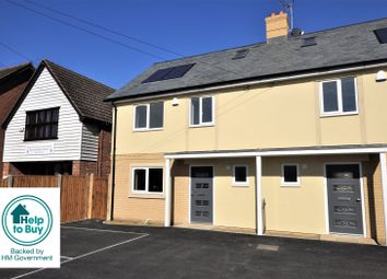 Thumbnail 5 bed end terrace house for sale in High Street, Elsenham, Bishops Stortford, Hertfordshire