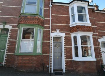 Thumbnail 3 bedroom property to rent in Rosebery Road, Newtown, Exeter