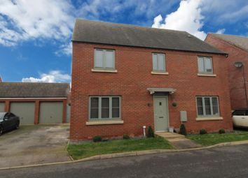 4 bed detached house for sale in Fair Isle View, Oakridge Park, Milton Keynes, Buckinghamshire MK14