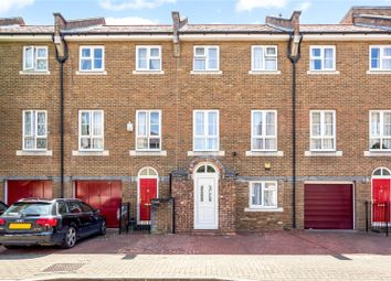 4 bed terraced house for sale in Severnake Close, Canary Wharf, London E14