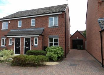 Thumbnail 3 bed semi-detached house for sale in Albert Road, Countesthorpe, Leicester, Leicestershire