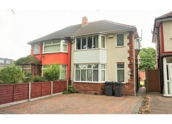 Thumbnail 2 bed semi-detached house for sale in Normanton Avenue, Birmingham