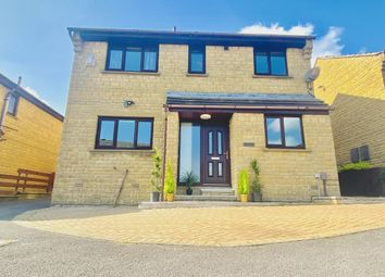 4 bed detached house for sale in Moor Close, Beaumont Park, Huddersfield HD4