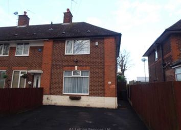 Thumbnail 2 bed end terrace house to rent in Hilderstone Road, Yardley, Birmingham