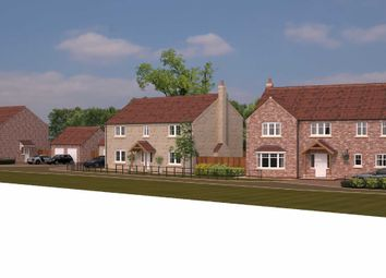 Thumbnail 5 bedroom detached house for sale in Benson's Paddock, High Street, Bran, Lincoln