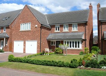 Thumbnail 5 bed property to rent in Chater Drive, Stapeley, Nantwich