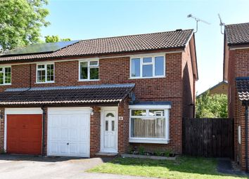 Thumbnail 3 bed semi-detached house to rent in Chittering Close, Lower Earley, Reading, Berkshire