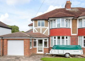 Thumbnail 4 bed semi-detached house for sale in Commonfield Road, Banstead