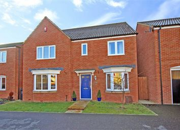 Thumbnail 4 bed detached house for sale in Sanders Close, Swindon, Wiltshire
