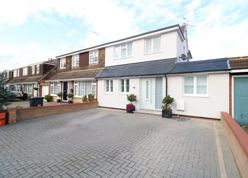 Thumbnail 3 bed semi-detached house to rent in Cheraton Close, Swindon