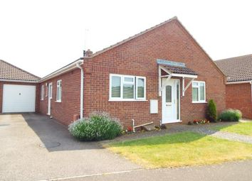 Thumbnail 3 bed bungalow for sale in Snettisham, King's Lynn, Norfolk