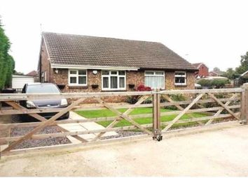 Thumbnail 2 bed semi-detached bungalow for sale in Bradfield Road, Coppenhall, Crewe