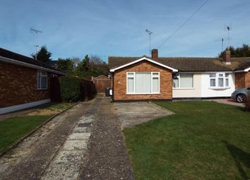 Thumbnail 2 bed bungalow for sale in Cromwell Way, Witham