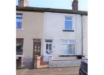 Thumbnail 2 bed terraced house for sale in Mainsgate Road, Millom