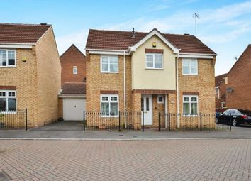 Thumbnail 3 bed detached house for sale in Topaz Grove, Mansfield, Nottinghamshire