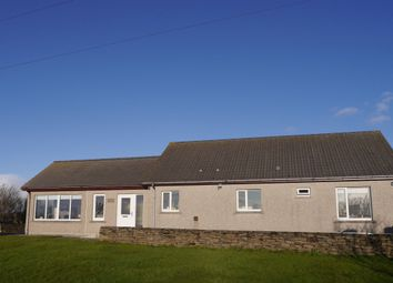 Thumbnail 3 bed detached bungalow for sale in Orkney