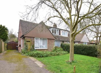 3 bed semi-detached bungalow for sale in Back Street, Ringwould, Deal, Kent CT14