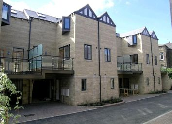 Thumbnail 3 bed town house to rent in Palace House Road, Hebden Bridge