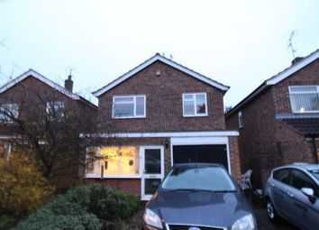 Thumbnail 3 bed detached house to rent in The Orchards, Lowdham, Nottingham