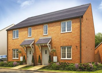 Thumbnail 3 bed detached house for sale in Dunnock Road, Bodicote, Banbury