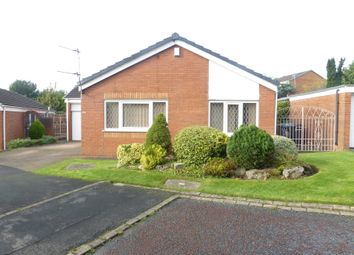 Thumbnail 3 bed detached bungalow for sale in Higher Meadow, Clayton Le Woods