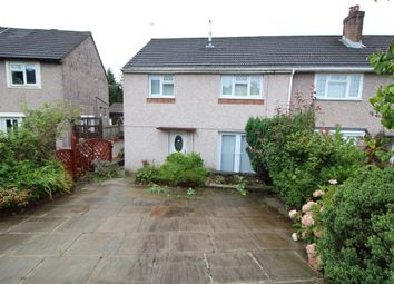 Thumbnail 3 bed semi-detached house for sale in Overdene, Pontllanfraith, Blackwood