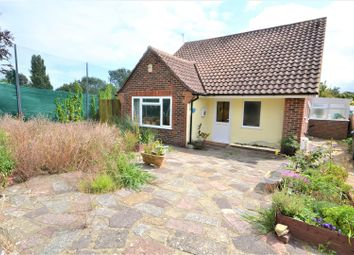 Thumbnail 3 bed detached bungalow for sale in Lindfield Road, Eastbourne