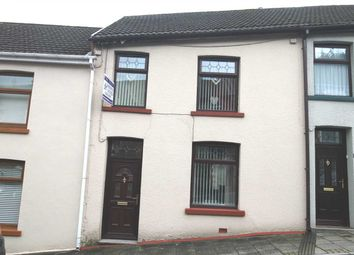 Thumbnail 3 bedroom terraced house for sale in Charles Street, Tonypandy