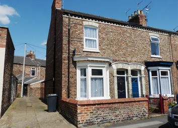 Thumbnail 2 bed end terrace house to rent in Stanley Street, York